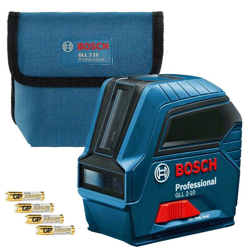 Nível a laser GLL2-10 0601063l00 bosch<BR><BR>