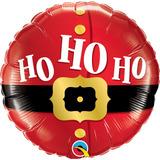 globo navidad 45 cm desinflado apto helio/aire