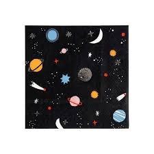 servilletas espaciales