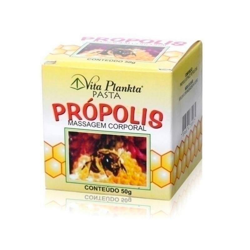 Pasta Propolis para Massagem Corporal - 50g Vitalab