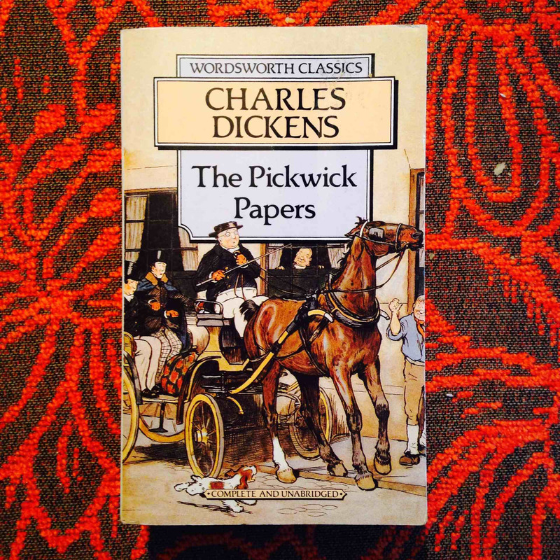 Charles Dickens.  THE PICKWICK PAPERS.