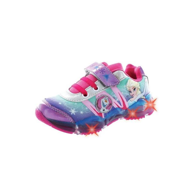 Sneakers Frozen multicolor con luces  T08132