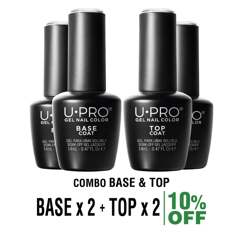 Combo U·PRO X2 Base + 2 Top Coat