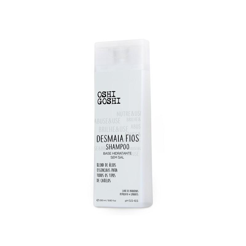 Shampoo Desmaia Fios sem Sal - 290ml - Oshi Goshi