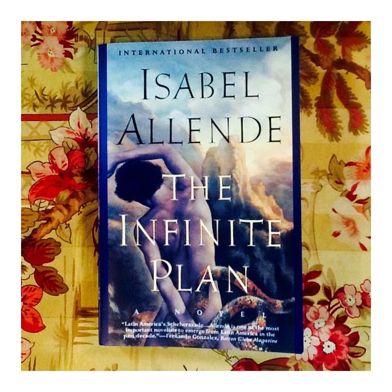 Isabel Allende.  THE INFINITE PLAN.