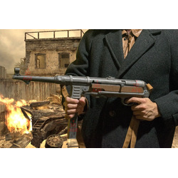 Arma de asalto (Subfusil) MP40 - Impr...