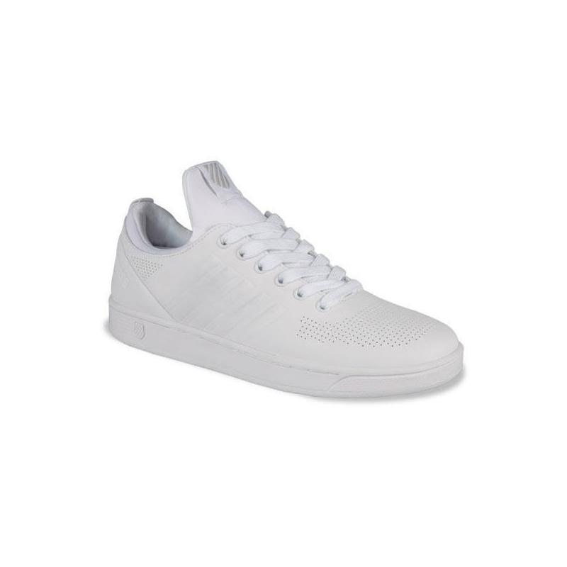 Sneakers K-Swiss blancos textura K0F213