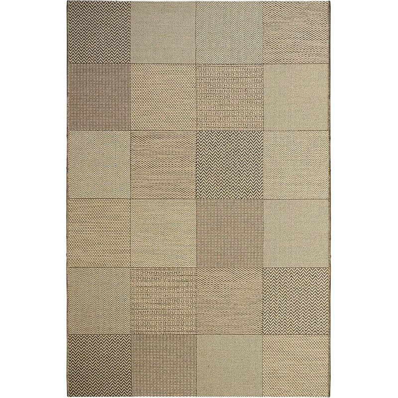 Tapete Sisal New Boucle Patchwork 85/70 2,50X2,50- Tapetes São Carlos