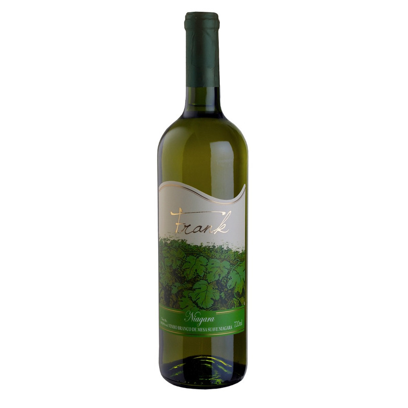 Vinho Branco Suave Niagara 720ml - Frank