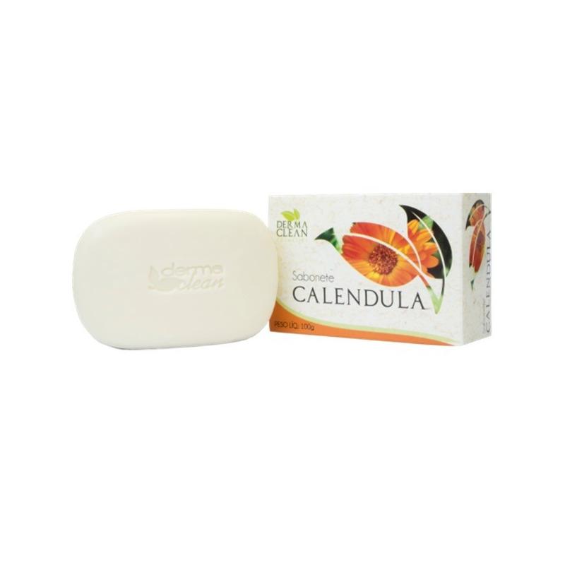 Sabonete de Calendula - 100g - Dermaclean