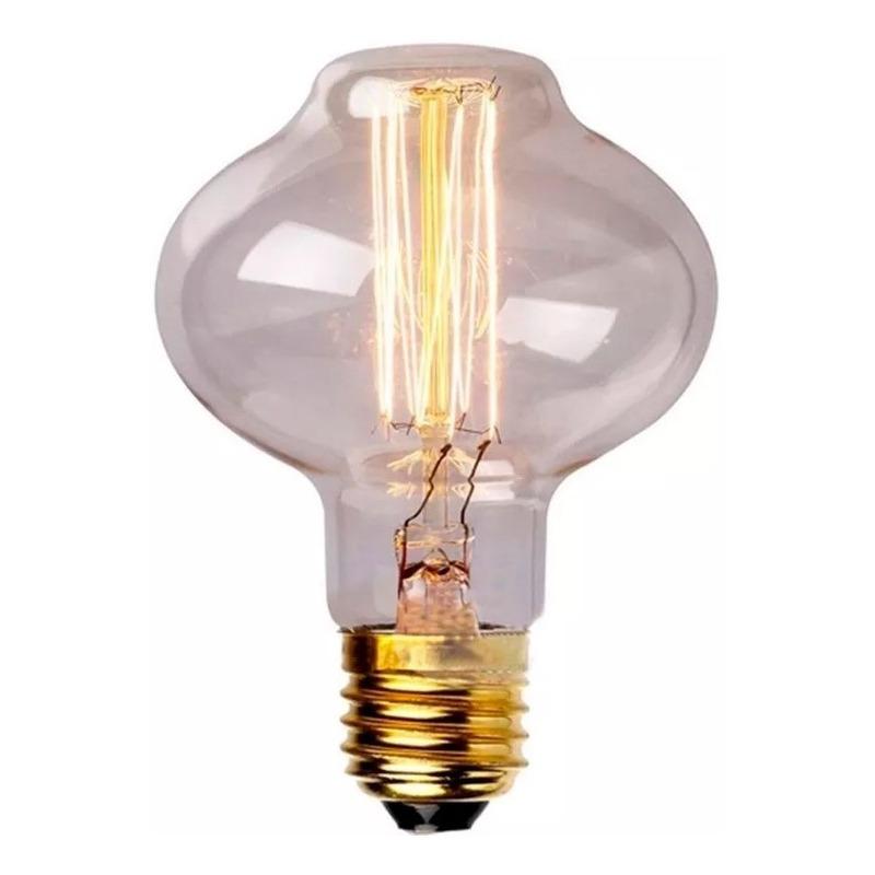 Lampara Filamento Vintage Lantern E-27 Antique 24w Deco