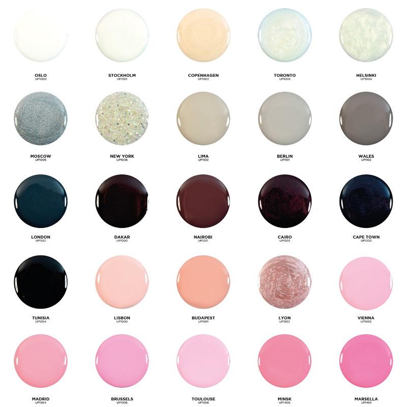Combo U·PRO X30 Gel Color