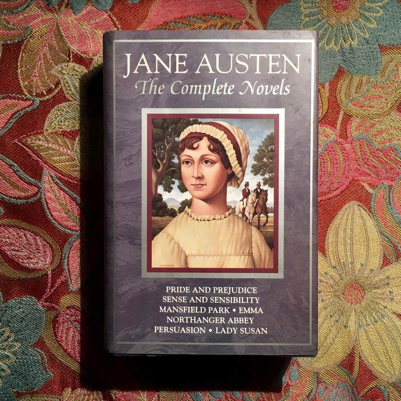 Jane Austen.  THE COMPLETE NOVELS.
