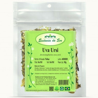 Cha de Uva Ursi - 30g - Essencia do Ser