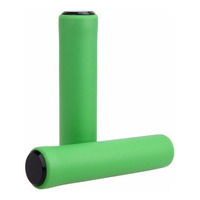 MANOPLA DE SILICONE HIGH ONE 135MM VERDE