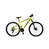 Bicicleta Oxea Hunter C/suspension Rodado 29