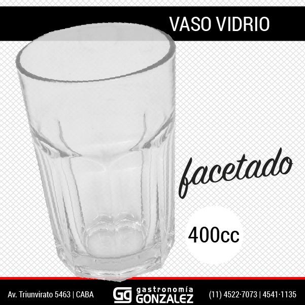 Vaso Facetado Nadir