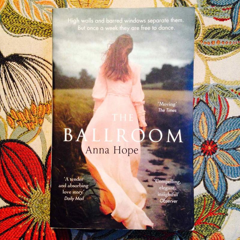 Anna Hope.  THE BALLROOM.