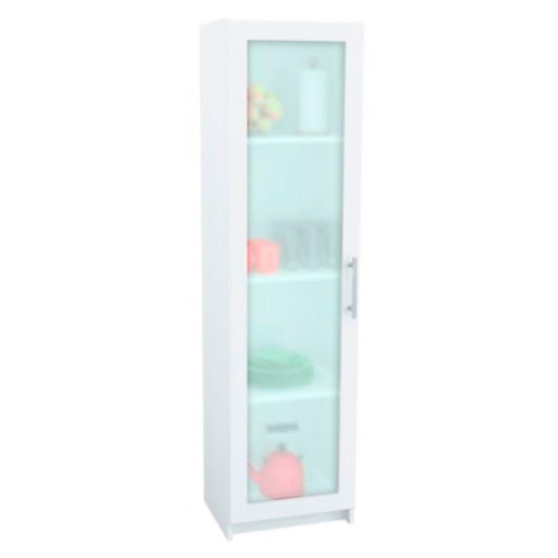 Despensero Simple Mac Centro Estant Blanco DIS1BLMAC