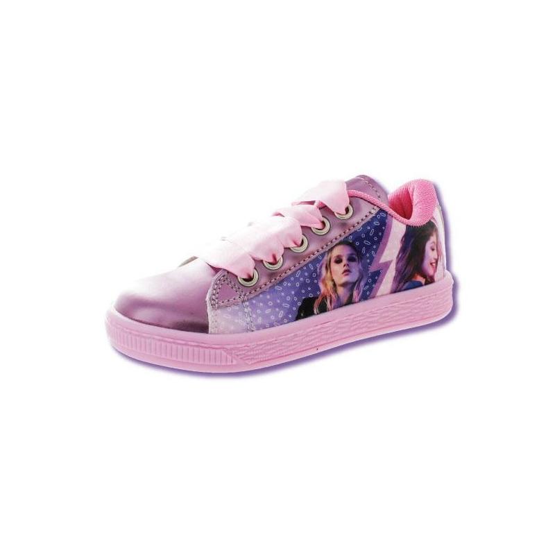 Sneakers rosas estampados T06029
