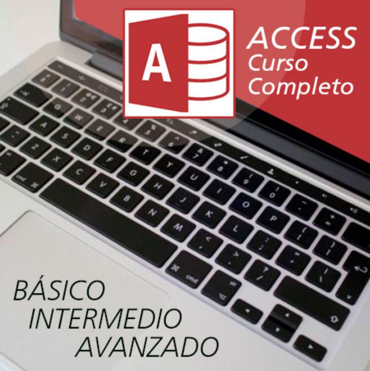 Paquete Completo Access