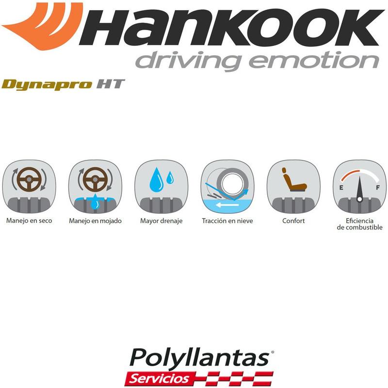 245-75 R17 S Dynapro Ht (Rh12) Hankook BF