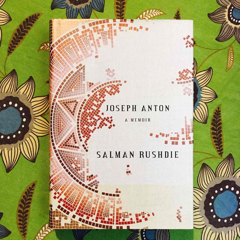 Salman Rushdie. JOSEPH ANTON.