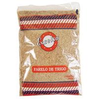 Farelo de Trigo Integral Grosso - 250g - Excelsa
