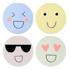 servilletas emoji