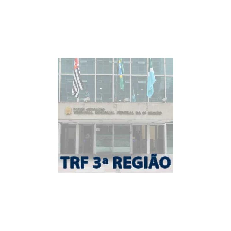 Curso TRF 3 AJOJAF Direito Tributário 2018
