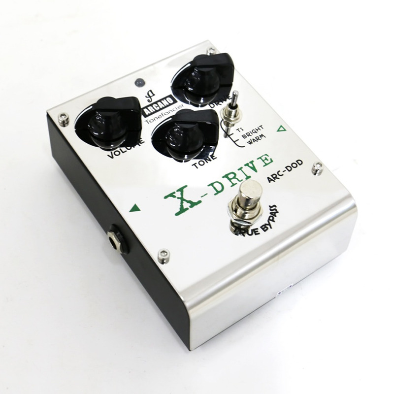 PEDAL ARCANO ARC-DOD OVERDRIVE