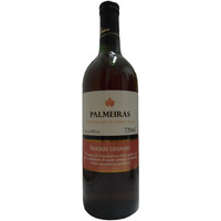 Vinho Rosado Reserva Licoroso Doce 720ml - Palmeiras