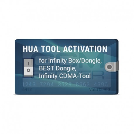 Activacion HUA para best o infinity