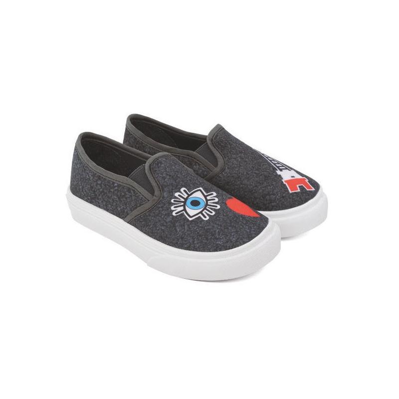 Sneakers mezclilla estampados 017341