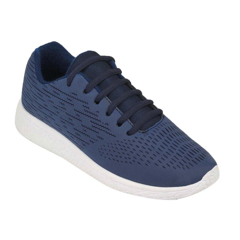 Deportivos azules con textura 018563