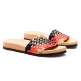 Slide Sophie Beige/ Summer Sale 50% OFF