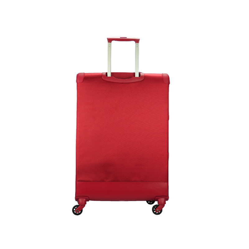 Maleta Vertical 4R/55Cm Rojo Soft Passage