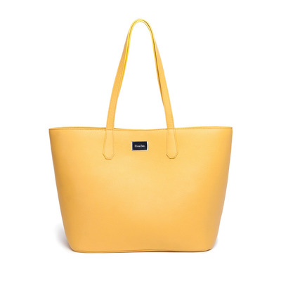 Tote Luque Yellow