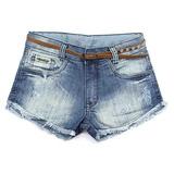 Short Jeans Hot Pants Crawling