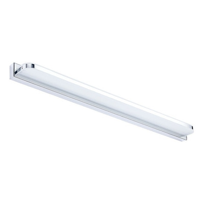 Aplique Pared Difusor Cromo Led Baño Living Interior 14w Mks