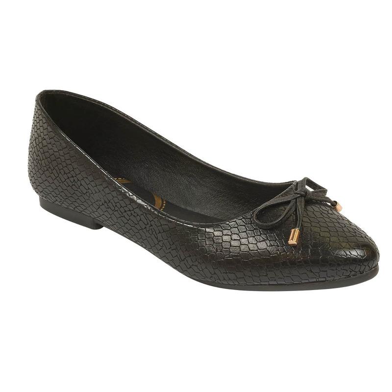 Flats negros textura  015728