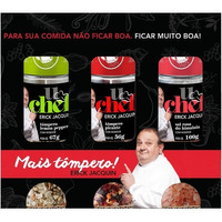 "Kit Citrico 03 ""Tomperos"" 206g - U Chef Erick Jacquin"