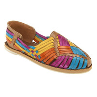 Sandalia De Piso Multicolor 020978