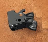 Manicoto Para Manete Embreagem Preto P/ Harley - 38671-04