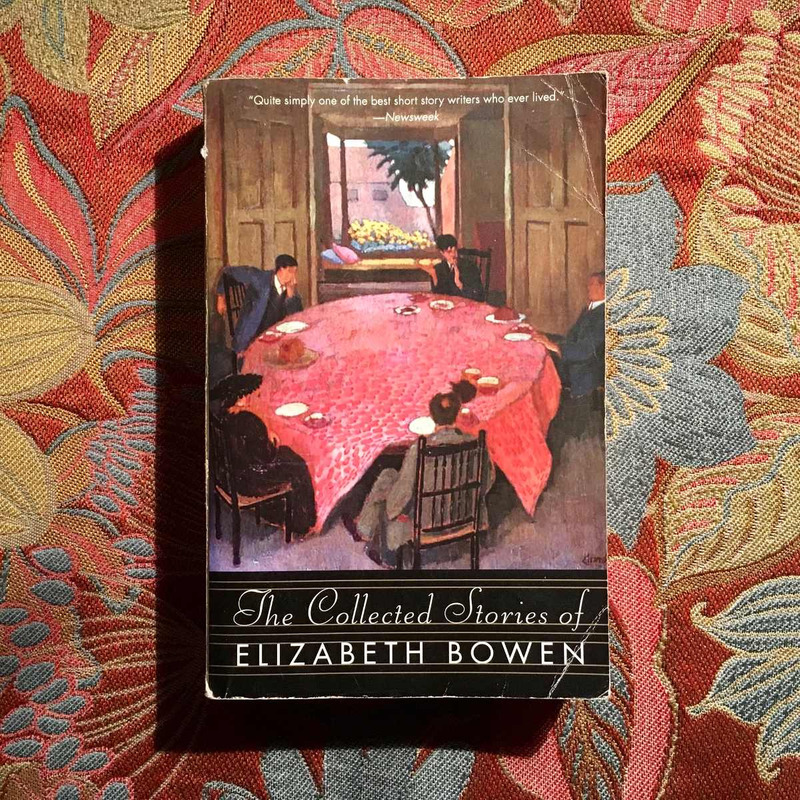 Elizabeth Bowen.  THE COLLECTED STORIES.