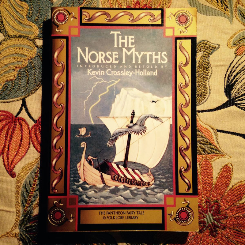 Kevin Crossley-Holland.  THE NORSE MYTHS.
