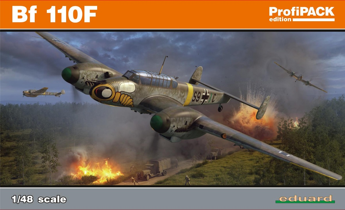 Bf-110F