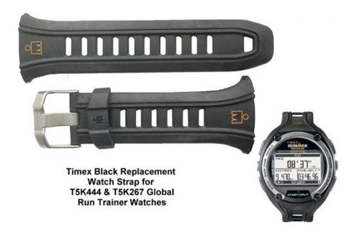 Malla Correa Reloj Timex Global Trainer T5k267 T5k444