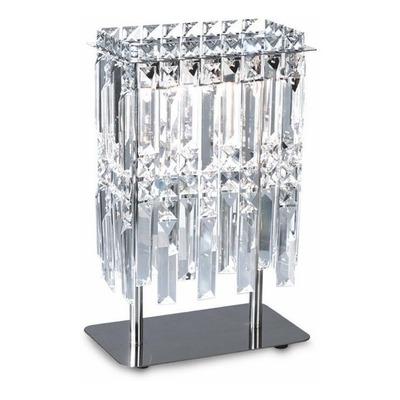 Lampara Velador Sirius Mesa Cristal Con Led G627 02t Pal