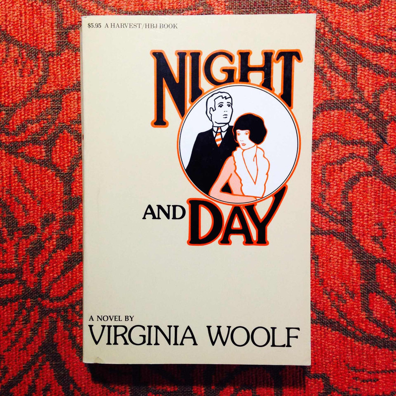 Virginia Woolf.  NIGHT AND DAY.
